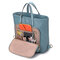 Damen Umhängetasche mit Umhängetasche für mehrere Rucksäcke
