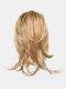 8 цветов Нерегулярный хвостик клипса Волосы Удлинения короткие вьющиеся Парик шт. - #06