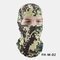 Riding Hood Python Pattern Hat Breathable Sunscreen Windproof Motorcycle Mask Warm Hood - 06