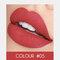 2 In 1 matten Lippenstift Lipgloss Double-Headed Design Wasserdicht Soft Smooth Cosmetic Lip Makeup - #05