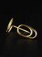 Elegant Opening Diamond Nail Ring Tail Ring - #03