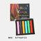 Disposable Hair Dye Pen Non-Toxic Hair Dye Crayon Chalk Girls Kids Party Cosplay DIY Temporary Styling Tools - #01