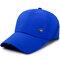 Casquette de base-ball unisexe respirante ajustable en maille à séchage rapide - bleu