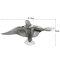 Europeo 3D estéreo pared resina pájaro pared fondo ornamento hogar artesanía decoración - #19