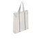 Honana BX-174 Waterproof PVC Storage Cosmetic Bags Swimming Net Travel Transparent Stoage Bag - Light Grey