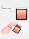 4 Colors Gradient Blush Palette Waterproof Brightening complexion Long Lasting Silky Face Makeup - #03
