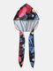 Unisex Sport Outdoor Fashion Printing Colorful Back Tie Sunshade Headband Headscarf - #07
