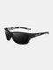 نظارة شمسية رجالية بإطار كامل ومضادة للأشعة فوق البنفسجية مستقطبة غير رسمية للقيادة الرياضية في الهواء الطلق - #02