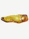 Simulation Fish Shape Musical Toy USB Charging Beating Lighting Funny Time Tease Cat Plush Pet Toy - #05