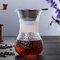高温耐性ガラスコーヒーメーカーポットエスプレッソコーヒーマシン - 透明2