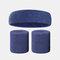 15 colori Soft Set di fascia per lo sport con fascia da polso per asciugamano Set di fascia per la fascia assorbente da sudore per sport sportivo - 10