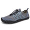 Large Size Men Mesh Slip Resistant Outdoor Hiking Upstream Water Shoes