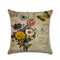 Rose Hug Pillowcase Mediterranean Nordic Style Car Cushion Cover - #8