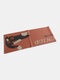 Women Autumn And Winter Knitted Keep Warm Contrast Color Wild Cute Jacquard Cat Mid-length Scarf - Orange