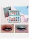 15 Colors Sequins Glitter Earth Color Eyeshadow Palette Pearlescent Waterproof Eye Makeup - #03