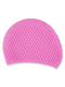 Silicone Skidproof Bubble Waterproof Swimming Cap For Adult