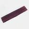 Non-slip Yoga Hair Band Elastic Broom Running Headband Sweat-absorbent - Wine Red