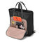 Women Multi-carry Backpack Patchwork Crossbody Bag Satchel