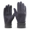 Men Touch Screen Non-slip Warm Suede Full-finger Gloves Fitness Tactical Driving Skiing Gloves