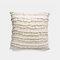 Nordic Wind Quaste Kissen Wohnzimmer Sofa Kissen Soft Kissenbezug - Weiß