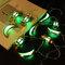 Ramadan and Eid Decor Lights LED Lights Home Party Favor Nice LED String Lights Home Lighting String Decor - Green