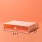 デスクトップアーティファクト収納ボックスオフィス破片引き出し化粧品ラックプラスチック収納ボックス - #2
