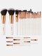 22 Pcs Makeup Brushes Set Eye Shadow Foundation Blush Blending Beauty Makeup Brush Tool - #01