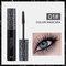 3D Colorful Mascara Long Curling Thick Waterproof Lasting Not Faded Eye Makeup - Black