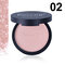 Waterproof Face Makeup Powder Face Contour Bronzer Powder Makeup Finish Powder Invisible Proes