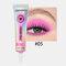 12 Colors Matte Eyeshadow Cream Portable Waterproof Lasting Not Faded Eye Makeup - #05