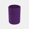 5.8 Inch Phone Holder Running Outdoor Cycling Sport Coin Key Wrist Wallet Arm Bag - Purple