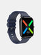 Bakeey I10 1.57 Inch Big Display HD Screen Wristband bluetooth Call Customized Watch Face Real Time Heart Rate Monitor Smart Watch - #01