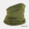 Windproof Sun-proof Dust-proof Headgear Mask Hat - Army Green