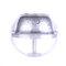 Umidificador usb luz colorida de cristal umidificador casa umidificador difusor de óleos essenciais de aromaterapia
