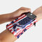 6.3 Inch Phone Holder Running Travel Outdoor Cycling Safe Sport Coin Key Wrist Wallet - #01