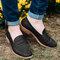 Casual Slip On Flats Loafers