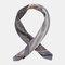 Retro Print Imitation Silk Small Square Scarf Satin Silk Scarf Headband Wild Scarf - #04