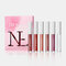 6 Colors Matte Lipstick Set Lasting Waterproof Non-Stick Cup Lip Glaze Lip Gloss - 01