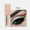 15 Colors Glitter Liquid Eyeshadow Portable Waterproof Lasting Pigmented Professional Eye Cosmetics - #09