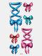 40 piezas 3D estéreo Impermeable tatuajes pegatinas escorpión flor transferencia de agua tatuaje pegatinas - 07