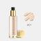 8 Farben Liquid Foundation Concealer Whitening Moisturizer mit vollständiger Abdeckung Wasserdichtes Gesichts-Make-up - 1 nr