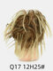41 Colors Chicken Tail Hair Ring Messy Fluffy Rubber Band Curly Hair Bag Wig - 12
