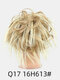 41 Colors Chicken Tail Hair Ring Messy Fluffy Rubber Band Curly Hair Bag Wig - 13