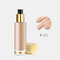 8 Farben Liquid Foundation Concealer Whitening Moisturizer mit vollständiger Abdeckung Wasserdichtes Gesichts-Make-up - 5 #