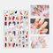 3D Colorful Nail Sticker Fruit Rainbow Series Simple Lovely Decoration Manicure Sticker - 14