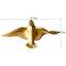 Europeo 3D estéreo pared resina pájaro pared fondo ornamento hogar artesanía decoración - #14
