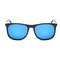 Women and Man Retro Trend Multicolor Sunglasses Square Sunglasses
