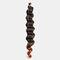 9 цветов крючком Коробка косы Волосы связки из химического волокна маленькая коса конский хвост Волосы кольцо - #08