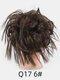 41 Colors Chicken Tail Hair Ring Messy Fluffy Rubber Band Curly Hair Bag Wig - 04