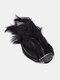 Cola de caballo de 10 colores Cabello Extensiones Fibra de alta temperatura Soft Recta Peluca - #01